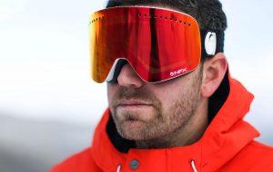 спортсмен в очках