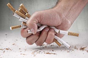отказ от сигарет