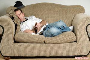 похмельный синдром и сон