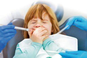 фобия лечить зубы