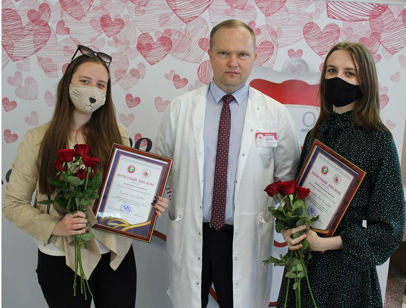 РНПЦ трансфузиологии и медицинских биотехнологий - Доноры Беларуси