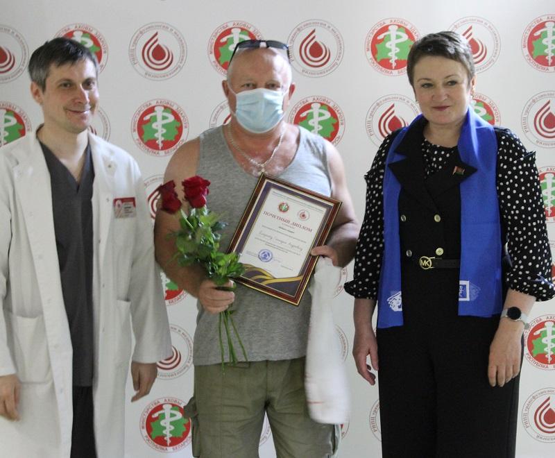 Доноры Беларуси