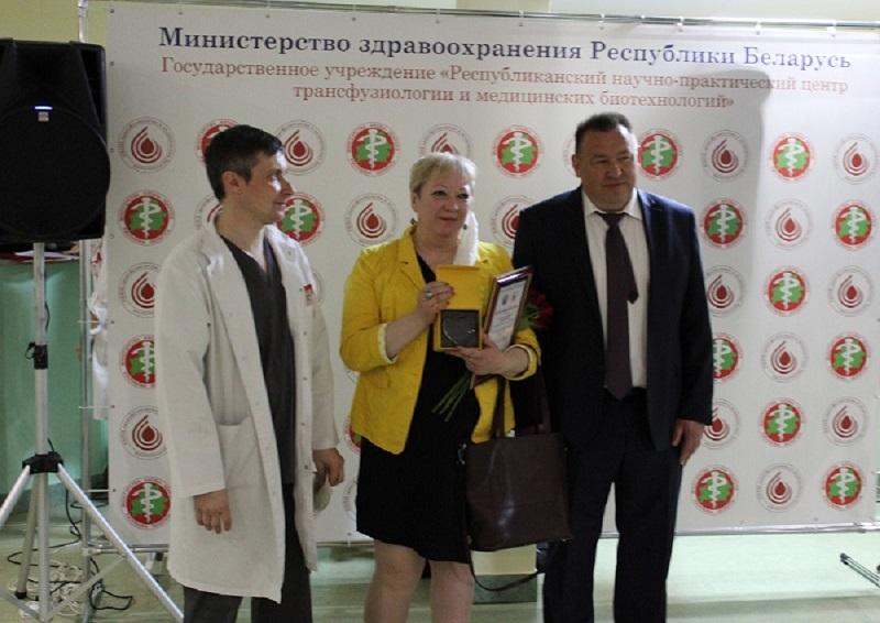 Доноры Беларуси 2021