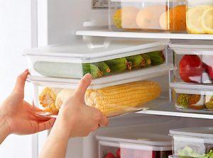 Хранить продукты необходимо в местах, защищенных от насекомых, грызунов и домашних животных