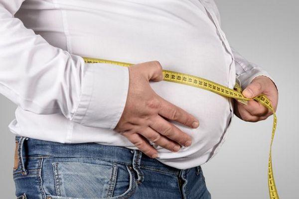Ожирение у мужчин. Повышенный холестерин