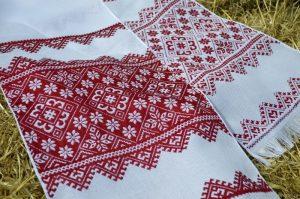 Рушник белорусский