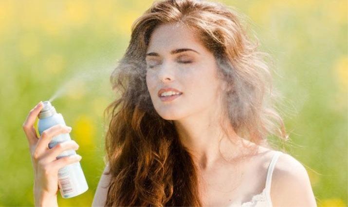 термальная вода для лица летом