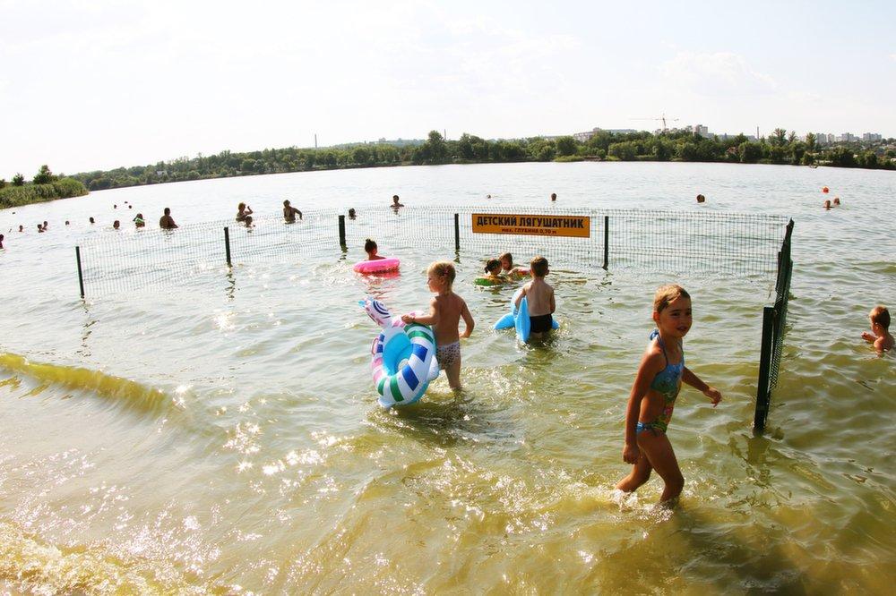 Безопасность детей на водоемах