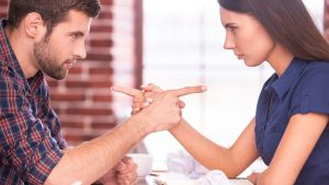 конфликт в отношениях