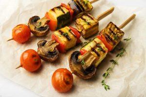 овощи на шпажке 1