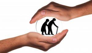 помощь пенсионерам