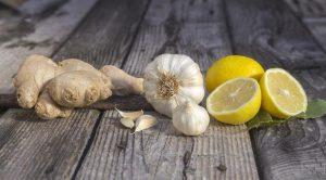 лимон и чеснок от простуды